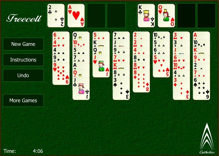 Freecell Ch