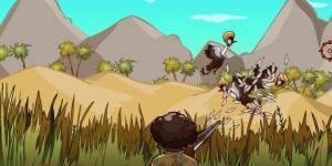 Abutu the hunter